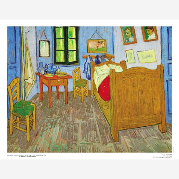 The Bedroom of Van Gogh at Arles