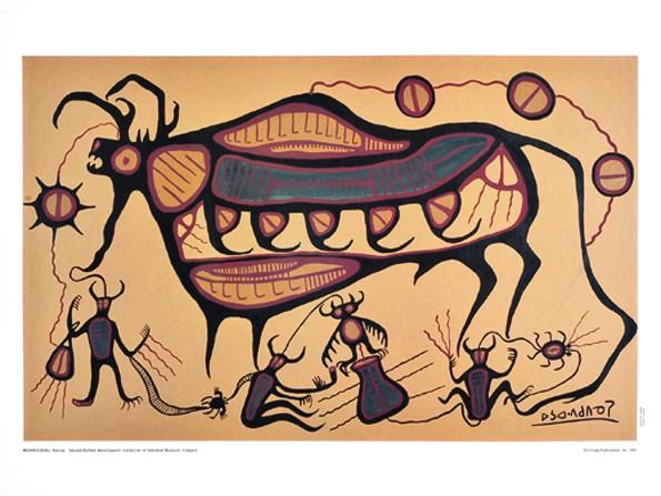 Sacred Buffalo Worshippers