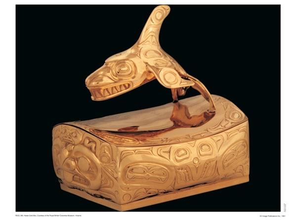 Haida Gold Box