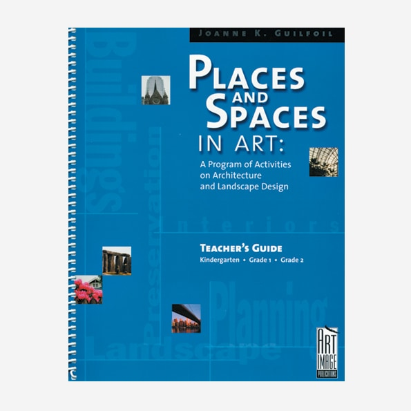 Places and Spaces in Art Grade K-2 Set