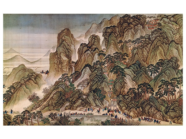 The K'ang-hsi Emperor's Second Tour of the South
