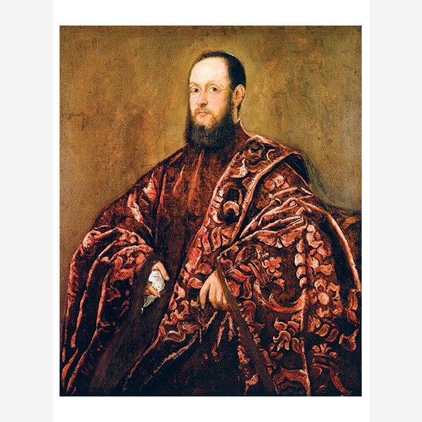 Portrait of a Member of the Foscari Family