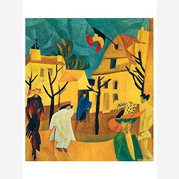 Yellow Street II
