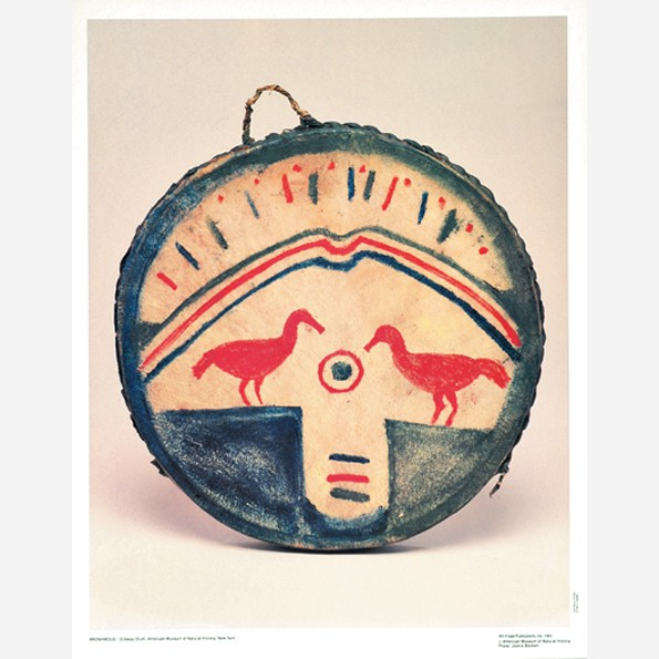 Ojibway Drum