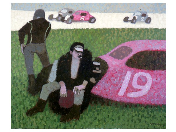 Les pistards (The Racers)