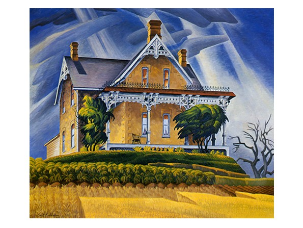 Ontario Farm House