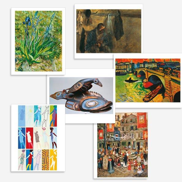 Art Image set of prints grade 4